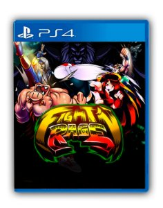 Fight'N Rage PS4 Mídia Digital