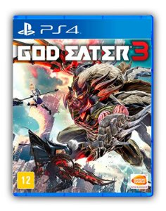 GOD EATER 3 PS4 Mídia Digital