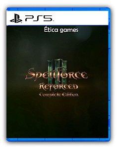 SpellForce III Reforced: Complete Edition PS5 Mídia Digital