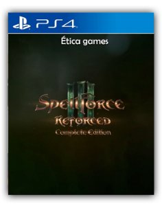SpellForce III Reforced: Complete Edition PS4 Mídia Digital