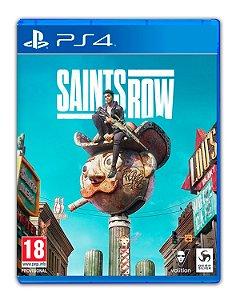 Saints Row PS4 Mídia Digital