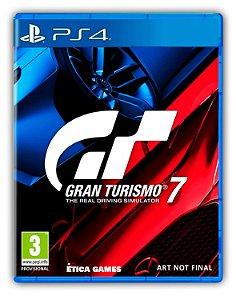 Gran Turismo 7 PS4 Mídia Digital