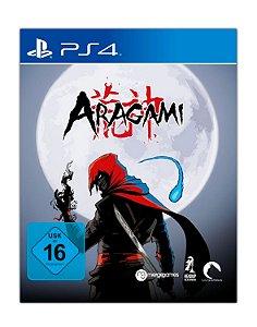 Aragami PS4 Mídia Digital
