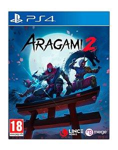Aragami 2 PS4 Mídia Digital