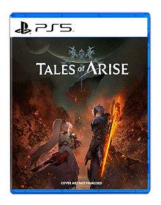 Tales of Arise PS5 Mídia Digital