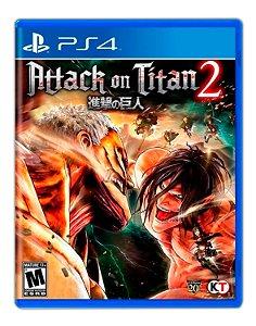 Attack On Titan 2 PS4 Mídia Digital