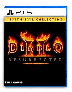 Diablo Prime Evil Collection PS5 Mídia Digital