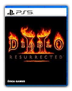 Diablo 2 II Resurrected PS5 Mídia Digital