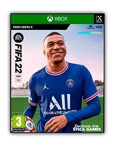 FIFA 22 Edição Standard para Xbox Series X|S Mídia Digital