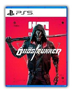 Ghostrunner PS5 Mídia Digital