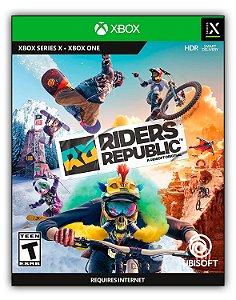Riders Republic Xbox One Mídia Digital