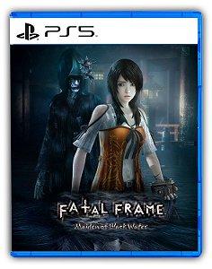 FATAL FRAME: Maiden of Black Water Digital Deluxe Edition PS5 Mídia Digital