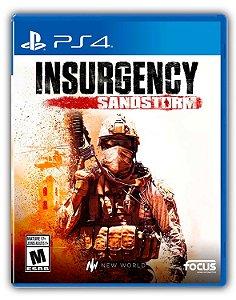 Insurgency: Sandstorm PS4 Mídia Digital