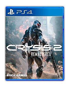 Crysis 2 Remastered PS4 Mídia Digital