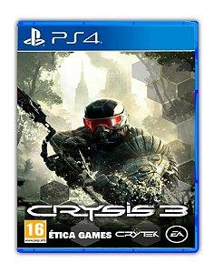 Crysis 3 Remastered PS4 Mídia Digital