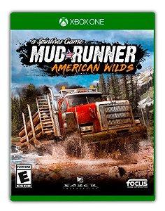 MudRunner - American Wilds Edition Xbox One Mídia Digital