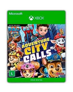 Patrulha Canina: O Filme A Cidade da Aventura está chamando Xbox One Mídia Digital