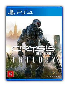 Crysis Remastered Trilogy PS4 Mídia Digital