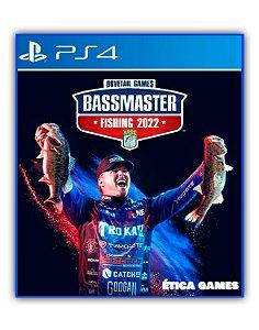 Bassmaster Fishing 2022 PS4 Mídia Digital