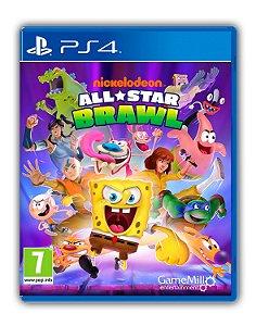 Nickelodeon All-Star Brawl PS4 Mídia Digital