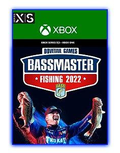Bassmaster Fishing 2022 Xbox One e Xbox Serie Mídia Digital
