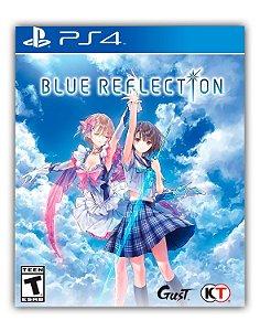 Blue Reflection: Second Light PS4 Mídia Digital