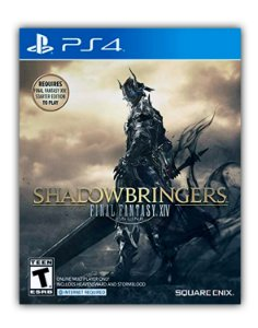 FINAL FANTASY XIV: Shadowbringers PS4 Mídia Digital