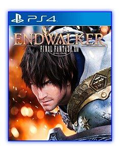 Final Fantasy XIV Endwalker PS4 Mídia Digital