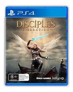 Disciples: Liberation PS4 Mídia Digital