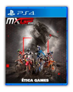 MXGP 2021 - The Official Motocross Videogame PS4 Mídia Digital