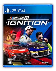 NASCAR 21: Ignition PS4 Mídia Digital