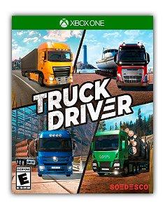 Truck Driver Xbox One Mídia Digital