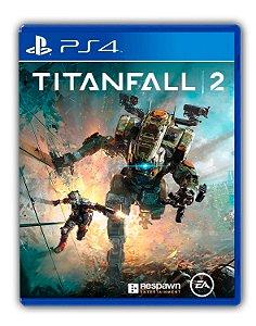 Titanfall 2 Edição Standard PS4 Mídia Digital