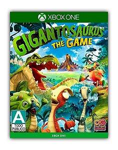 Gigantosaurus O Jogo Xbox One Mídia Digital