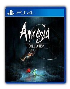 Amnesia: Collection PS4 Mídia Digital