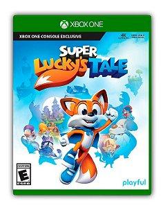 New Super Lucky's Tale Xbox One Mídia Digital