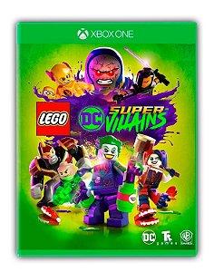 LEGO DC Super-Vilões Xbox One Mídia Digital
