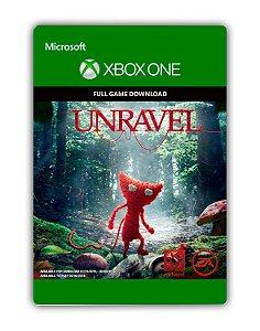 Unravel Two Xbox One Mídia Digital