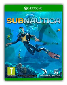 Subnautica Xbox One Mídia Digital