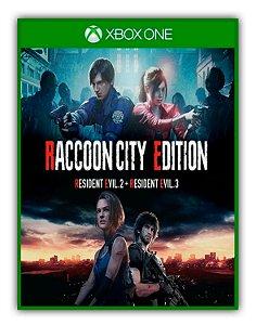 Raccoon City Edition Xbox One Mídia Digital