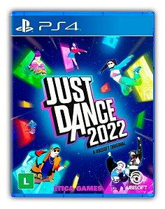 Just Dance 2022 PS4 Mídia Digital