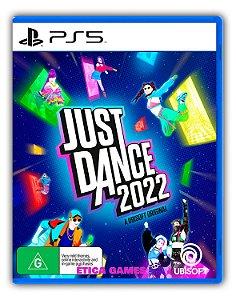 Just Dance 2022 PS5 Mídia Digital
