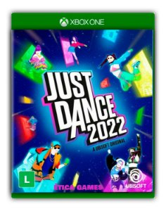 Just Dance 2022 Xbox One Mídia Digital
