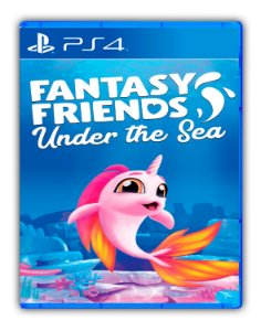 Fantasy Friends: Under The Sea PS4 Mídia Digital