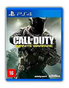 Call of Duty Infinite Warfare PS4 Mídia Digital