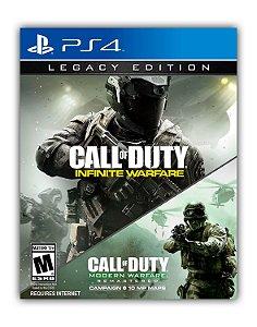 Call of Duty Infinite Warfare Legacy Edition PS4 Mídia Digital