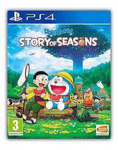 Doraemon Story of Seasons PS4 Mídia Digital