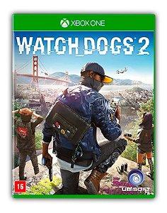 Watch Dogs 2 Xbox One Mídia Digital