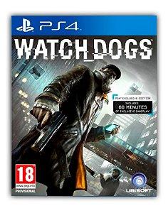 Watch Dogs PS4 Mídia Digital