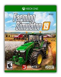 Farming Simulator 19 Xbox One Mídia Digital